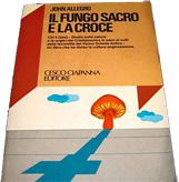 Image of: Il Fungo Sacro e la Croce