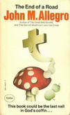 Image of: Sacred Mushroom and the Cross - Don Mills edition, paperback
