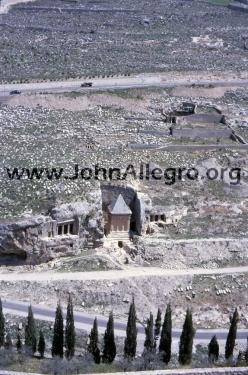 22 Kidron tombs